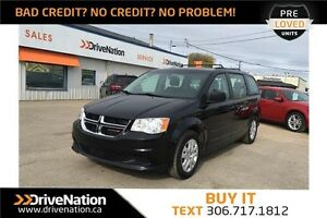 2014 Dodge Grand Caravan SE/SXT Family Fuel efficiant vehicle!