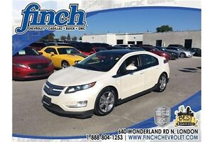 2012 Chevrolet Volt Base NAV|BLUETOOTH|HEATED LEATHER