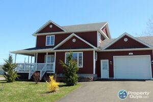 BEAUTIFUL EXECUTIVE HOME MONCTON NORTH WITH POOL!