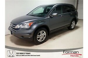 2011 Honda CR-V EX - Heated seats | Sunroof