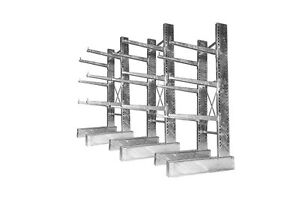 Galvanized Cantilever Racking Glendenning Blacktown Area Preview