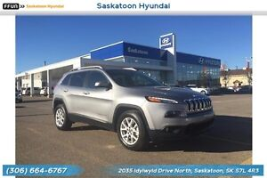 2016 Jeep Cherokee North 4x4 - Terrain Select - Bluetooth