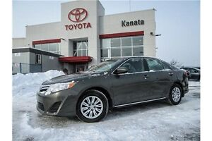 2013 Toyota Camry LE+AC+Criuse+Pwr Group+Reverse Camera