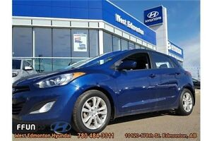 2013 Hyundai Elantra GT GLS Panoramic sunroof, bluetooth