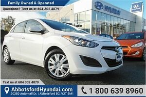 2013 Hyundai Elantra GT GL LOCALLY OWNED & ONE OWNER