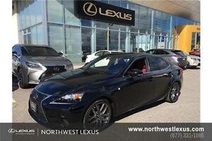 2016 Lexus IS 300 F SPORT SERIES 2
