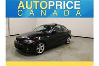 2012 BMW 128I XENON|MOONROOF|LEATHER