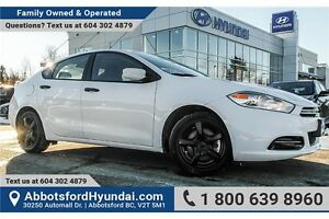 2014 Dodge Dart SE LOW KILOMETRES & CERTIFIED ACCIDENT FREE