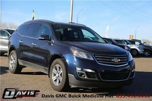 2015 Chevrolet Traverse 2LT Power liftgate! Low KM! Heated se...