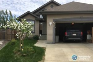 This 1375 sq ft home is beautifully finished & move in ready