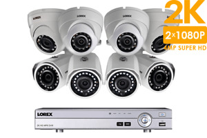 BRAND NEW LOREX SECURITY CAMERA SYSTEM FOR SALE.
