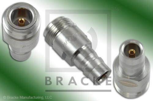 N Female to QN Female Adapter  BRACKE BM50768