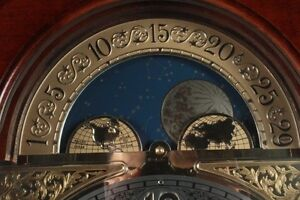 Magnificent Sligh Grandfather Clock London Ontario image 5