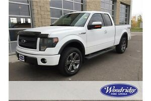 2014 Ford F-150 FX4 5L V8, LOW KMS, TOW PKG, LEATHER