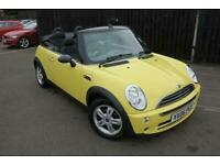 2006 MINI Convertible 1.6 One 2dr | 12 MONTH NATIONWIDE WARRANTY FOR 249 CONVERT