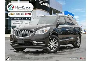 2013 Buick Enclave Leather Leather, Alloys, Roof, Pwr Seats,...