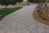 Winnipeg's most experienced and modern Paving stone installers