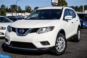 2016 Nissan Rogue S Satellite Radio and Backup Camera