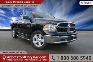 2016 RAM 1500 SLT LOW Kilometers