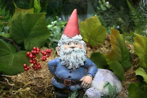 Hate your garden gnome?