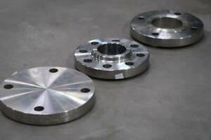 3/4 Inch Stainless Steel Pipe Flange