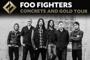 FINAL CALL★★Foo Fighters ★★Scotiabank Saddle TUE Oct 23 7PM★★