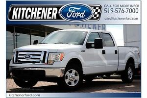 2009 Ford F-150 6.5FT BOXXLT/CREW/4X4/V8/POWER GROUP/ALLOYS Kitchener / Waterloo Kitchener Area image 1