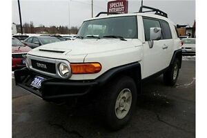 2010 Toyota FJ Cruiser Base CLEAN CAR-PROOF ACCIDENT FREE !!