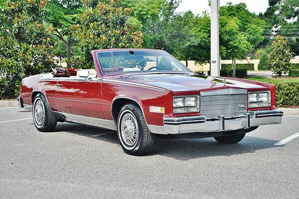 Die Top 5 der beliebtesten Cadillacs