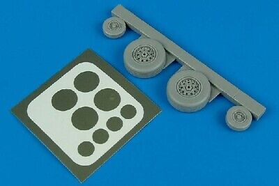 AIRES 4415 Phantom FGR.2 wheels paint masks Scale 1/48