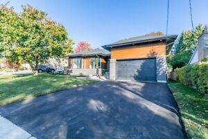 Welcome To 161 Avenue Road, Newmarket. This Brand New, Custom B