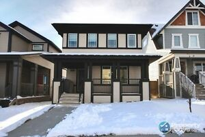 Airdrie - Stylish 3 bed/2.5 bth, open concept, office/den