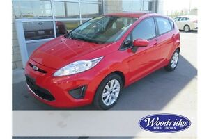 2012 Ford Fiesta SE AUTO, SPORT APPEARANCE PKG, NO ACCIDENTS