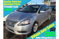 2013 Nissan Sentra 1.8 S EXTREMELY SMOOTH AND COMFORTABLE RIDE