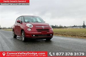 2014 Fiat 500L Sport HEATED FRONT SEATS, BACK UP CAMERA, DUAL...