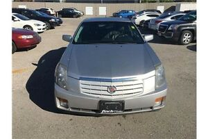 2006 Cadillac CTS Base MANUAL SOLD AS IS / AS TRADED London Ontario image 8