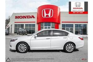 2014 Honda Accord EX-L LEATHER INTERIOR | SUNROOF | LANEWATCH DE Cambridge Kitchener Area image 3