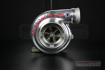 - Turbonetics hurricane turbo charger LETY 6665-T4 600Hp journal bearing 3