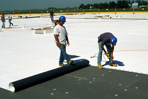 Experienced TPO / PVC flat roofer required London Ontario image 7