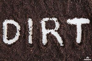 Need dirt / top soil