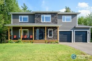 CUSTOM BUILT by Precision Custom Homes + 1 bed in-law