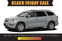 2010 Buick Enclave CXL - AWD, 7 seats, heated cooled seats