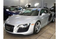 2008 Audi R8 4.2 6SPD LOW KM EXTRA CLEAN CONDITION