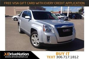 2011 GMC Terrain SLE-1 LOCAL TRADE! PST PAID!