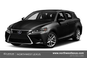 2015 Lexus CT 200h F SPORT PACKAGE