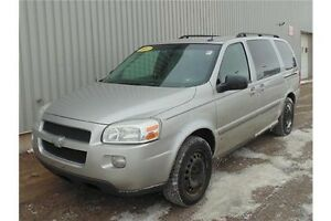 2007 Chevrolet Uplander THIS WHOLESALE SUV WILL BE SOLD AS TR...