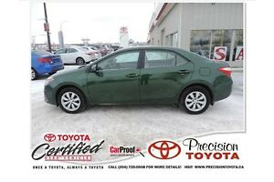 2015 Toyota Corolla LE Heated Seats, Backup Camera, Bluetooth