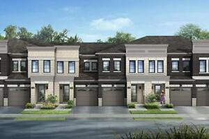 Beautiful New-Build 4 Bedroom Townhouse in Bowmanville