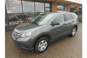 2014 Honda CR-V LX One Owner/ Accident Free