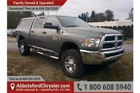2013 RAM 3500 ST w/- Running Baords & Tow Package